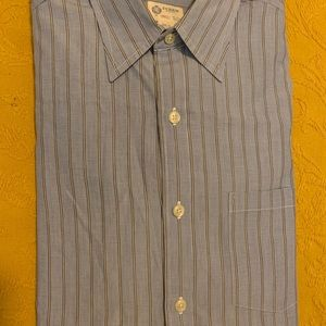 J. CREW Workplace button up vintage look Small